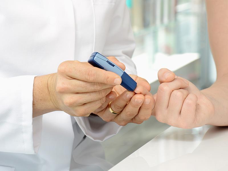 Blutwertbestimmung